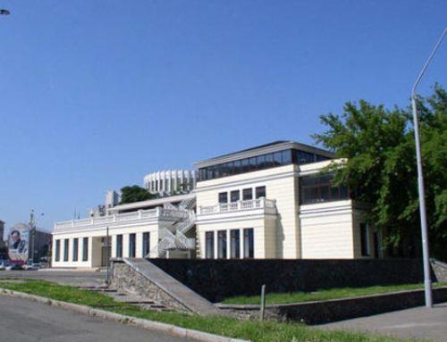 Бизнес центр компании «DeVision»