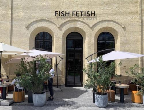 Ресторан FISH FETISH